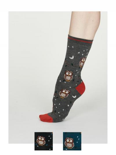 Ponožky Sova