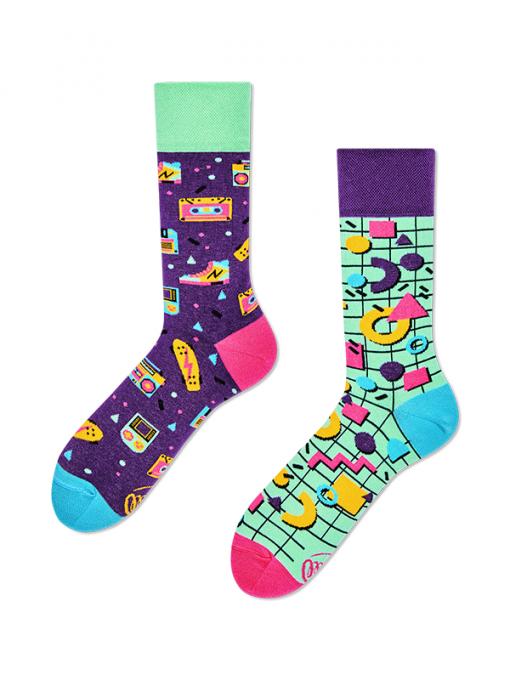 Veselé ponožky Tie roky deväťdesiate