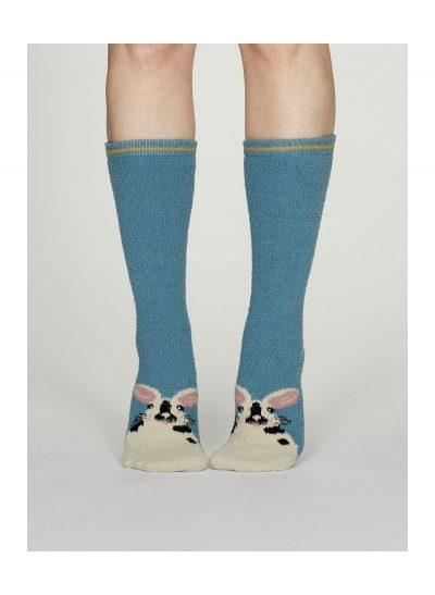 Vysoké ponožky Zajac