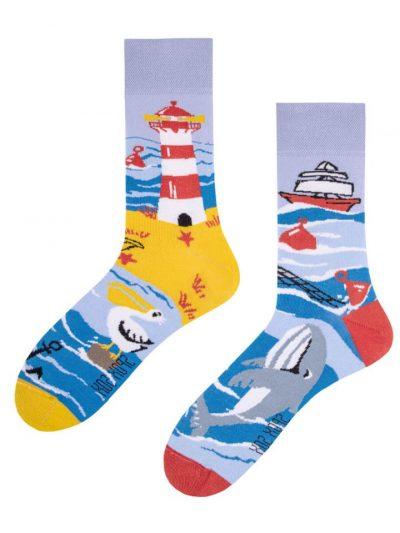 Veselé ponožky More - Spox Sox
