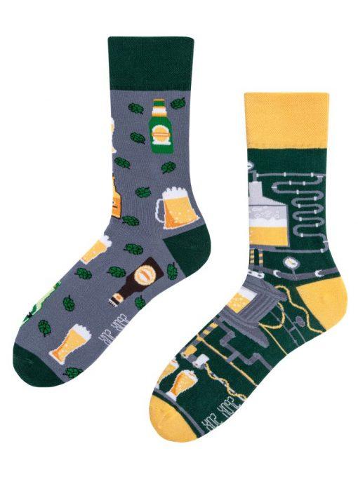 Veselé ponožky Pivovar - Spox Sox