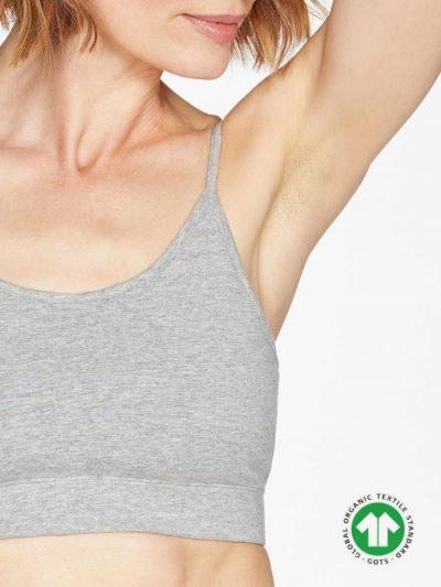 Podprsenka z organickej bavlny